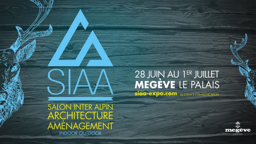 SIAA – Salon Inter Alpin Architecture Aménagement